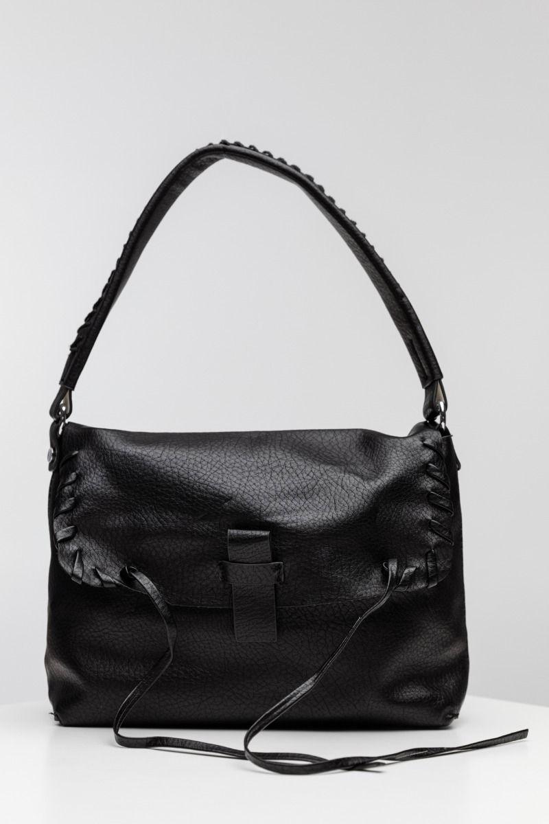 PF-1512 SHOULDER BAG, BLACK