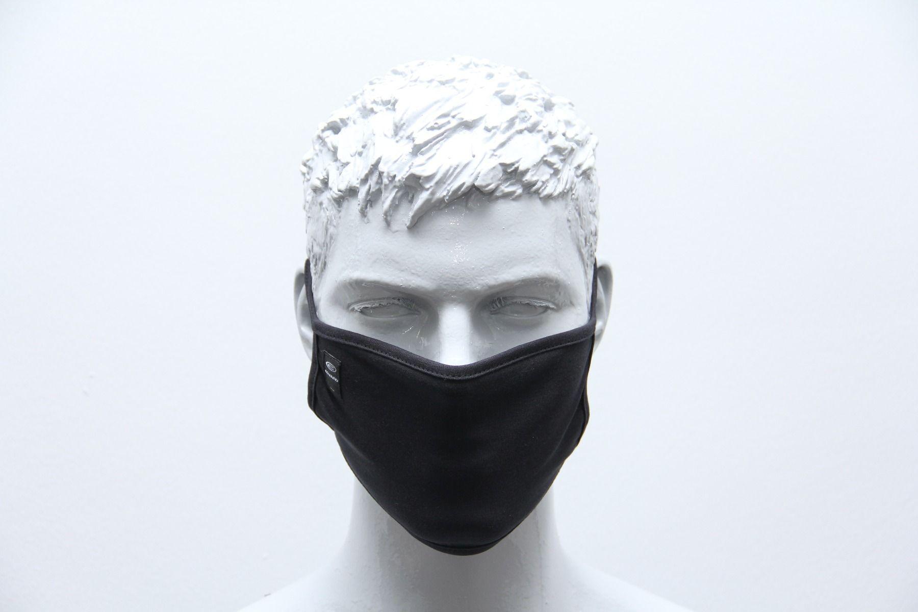 PLAIN PROTECTION MASK, BLACK