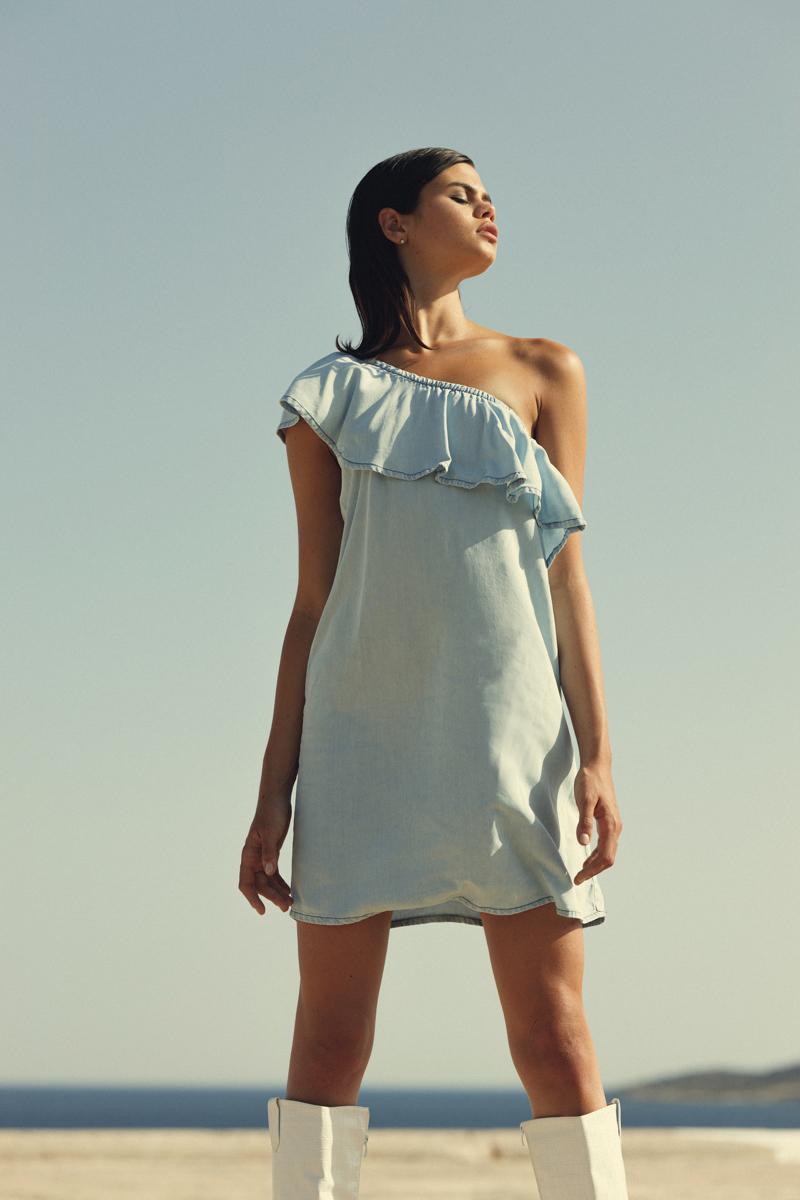 Jalila-T Dress