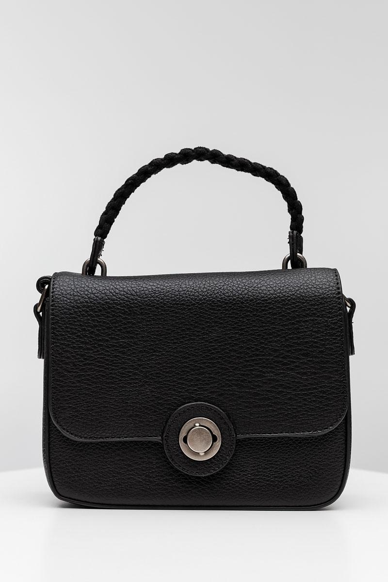 PF-1594 SHOULDER BAG, BLACK
