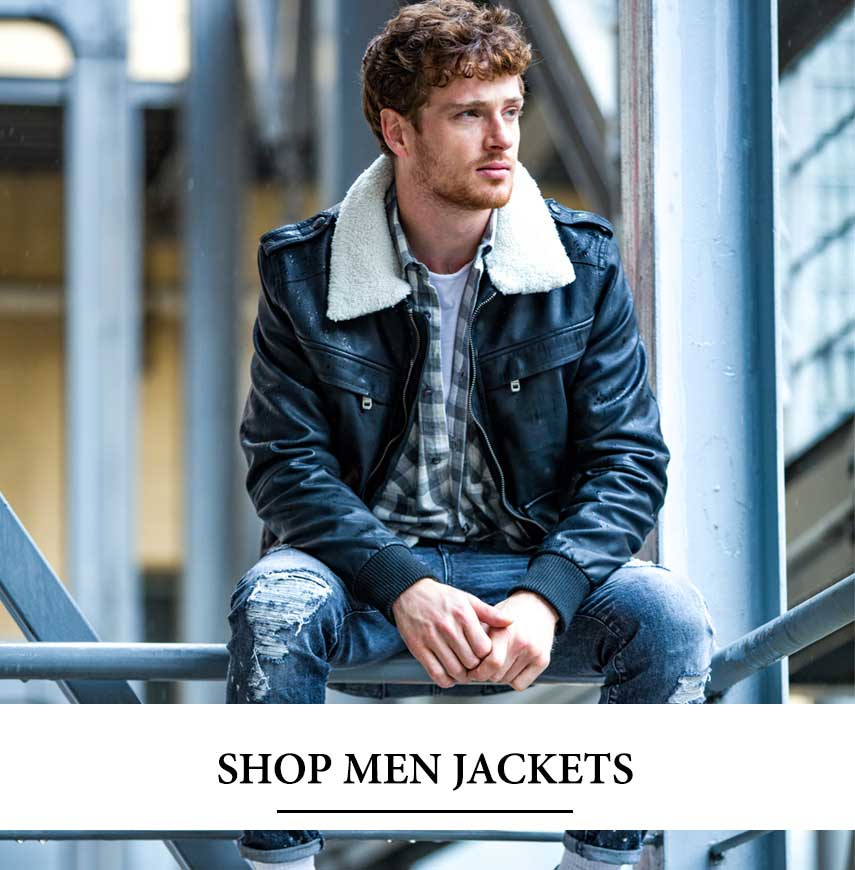 Shop Men Jackets